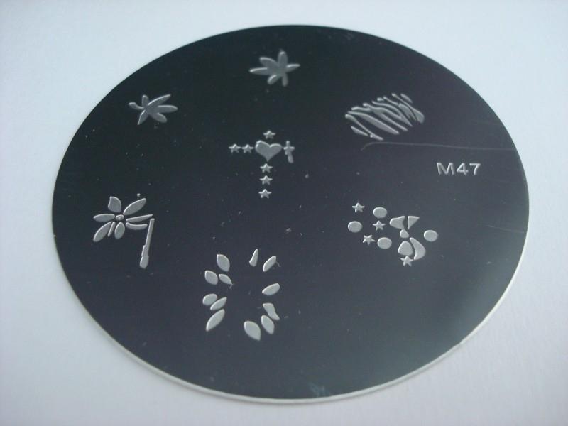 image plate m47 (diameter 5,5cm)
