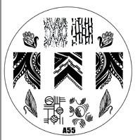 image plate A-55 (diameter 7cm)