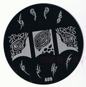 image plate A-09 (diameter 7cm)