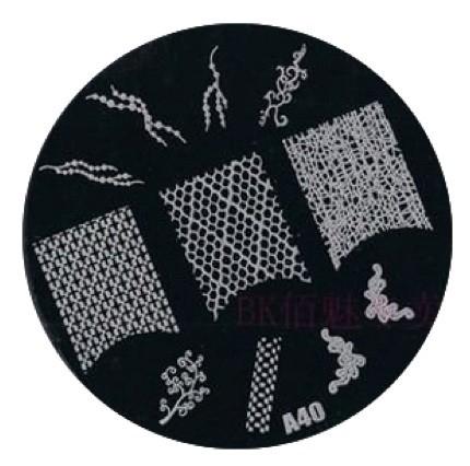 image plate A-40 (diameter 7cm)