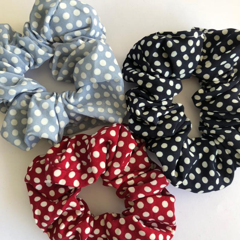 Scrunchie - Dots