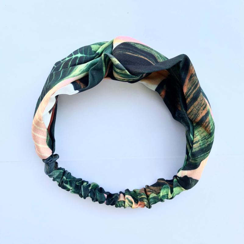 Jungle Haarband - Roze