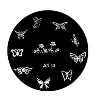 image plate AT-12 (diameter 5,5cm)