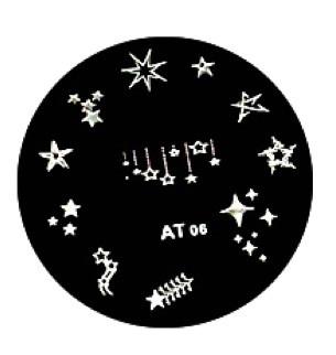 image plate AT-06 (diameter 5,5cm)