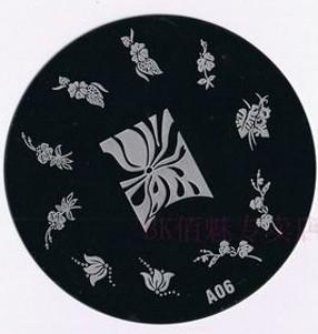 image plate A-06 (diameter 7cm)