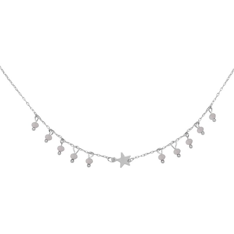 Starlight Necklace - Silver
