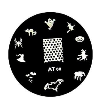 image plate AT-08 (diameter 5,5cm)