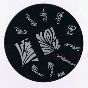 image plate A-18 (diameter 7cm)