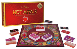 Hot Affair Spel - Duits