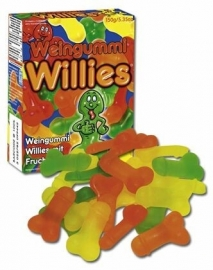 Penis gummi snoepjes
