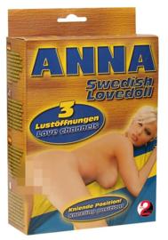 Anna Swedish Lovedoll