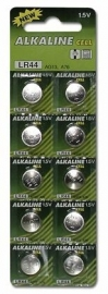 LR44 knoopcel batterijen voor uw seksspeeltjes - 10 stuks