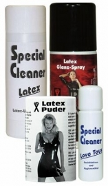 Latex Onderhouds- en reinigingsset