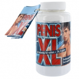 Voor een grotere en stijvere penis: Penis XL