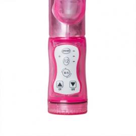 Rabbit vibrator - roze