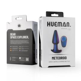 Hueman - Meteoroid Rimmende Anaal Plug