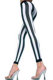 Zebra legging