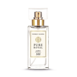 Nr.322 Damesparfum Pure Royal 50 ml