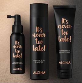 Never too late shampoo