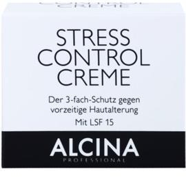 Stress Control crème SPF 15