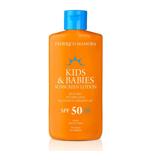 Kids & Babies sunscreen SPF50