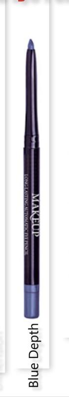 Eye pencil blue depth