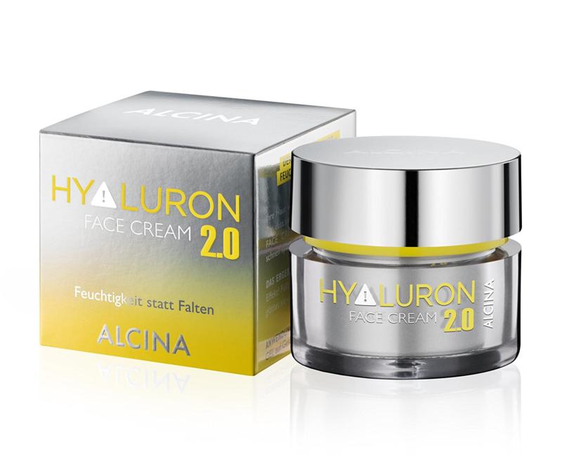 Hyaluron gezichtscreme