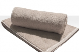 Saunalaken A&R 100x180 cm sand badstof