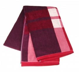 Saunalaken Kleinmann Arcano 90x200 cm Art 127255 rood