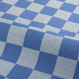 Keukendoek (handdoek) Bunzlau Castle pomp royal blue