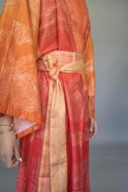 Kimono Bassetti Brunelleschi  X1  maat S/M en L/XL
