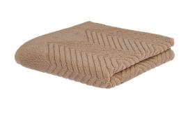Elias badmat 50x70 cm zand