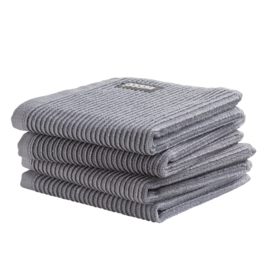 Vaatdoek DDDDD basic clean neutral  grey