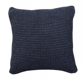 Kussen House in Style Devon indigo 50x50 cm 80% wol 20% polyester