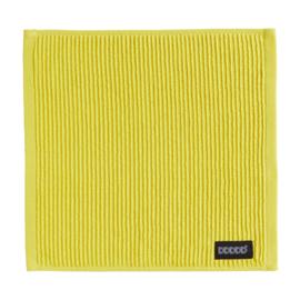 Vaatdoek DDDDD basic clean bright yellow