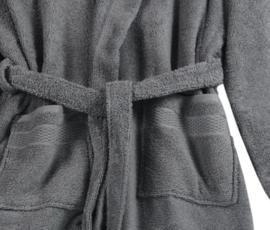 Elias badjas Fresh badstof kleur light grey