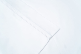 Kayori Aya zijde dekbedovertrek Wit