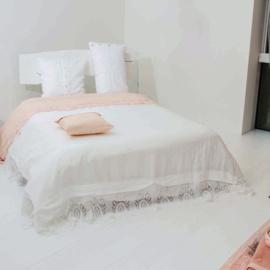 Arte Pura sprei/plaid Rapis 270x270 cm meerdere kleuren leverbaar