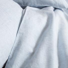 Cinderella Shaker 100% linnen kleur blue melange