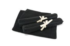 A&R badmat 50x80 cm kleur black