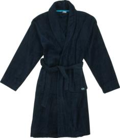 Blue Docks jongens badjas maat 128 kleur navy
