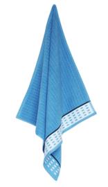 Keukendoek (handdoek) Elias Seahorse light blue