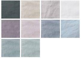 Passion for Linen kussensloop Maxime meerdere kleuren