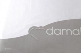 Damai hoeslaken molton voor een topper of dun matras met een matrashoogte van 10 tot 15 cm