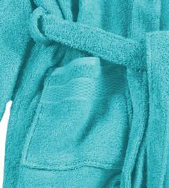 Elias badjas Fresh badstof kleur turquoise