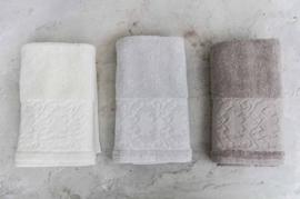 Arte Pura Sitar badlaken 100x140 cm  leverbaar in meerdere kleuren