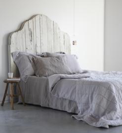 House in Style nice sprei - plaid 250x260 cm kleur taupe