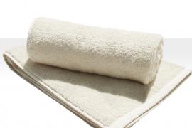 Saunalaken A&R 100x180 cm ivory badstof