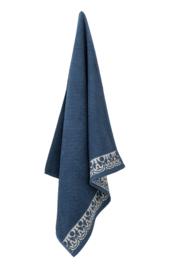 Keukendoek (handdoek) Elias Tile blauw
