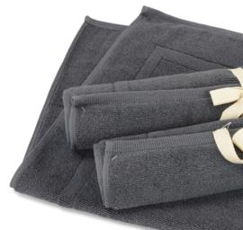 A&R badmat 50x80 cm kleur graphite